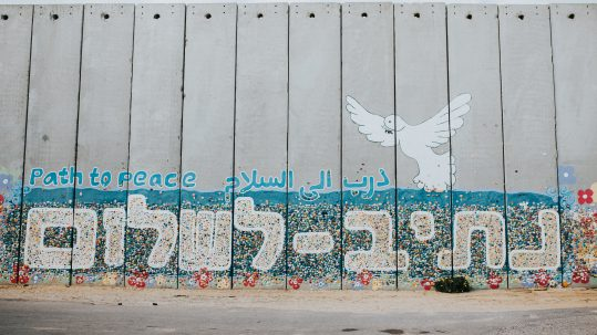 Conflito Palestina Israel